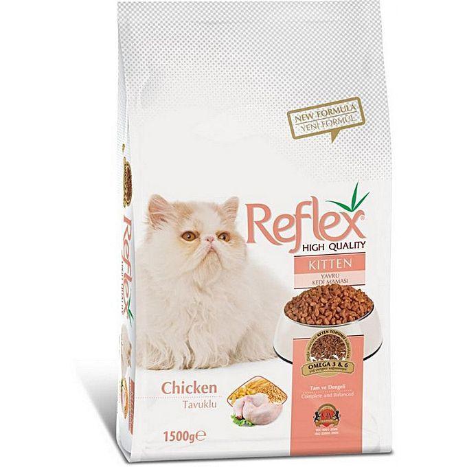 מזון יבש לגורי חתול 15 קג ריפלקס
