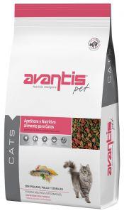 מזון יבש לחתול אוונטיס 7.5 קג חתול (1)