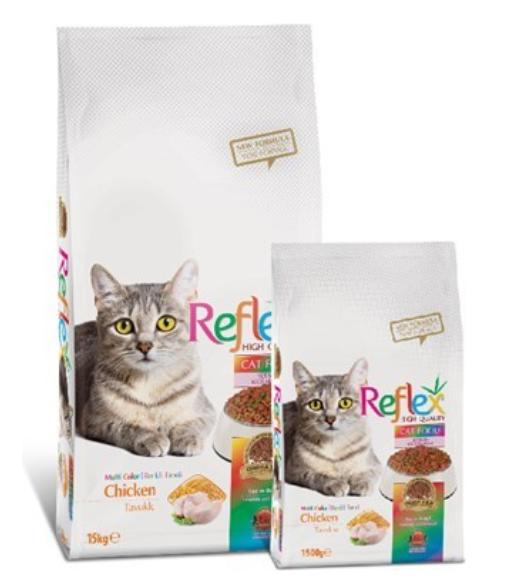 מזון יבש לחתול מיקס 15 קג ריפלקס (1)