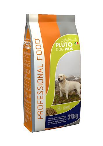 מזון יבש לכלב 20 קג פלוטו פלוס