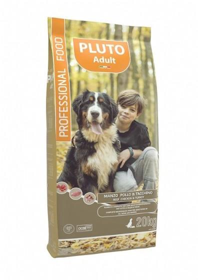 פלוטו מזון יבש לכלב 20 קג