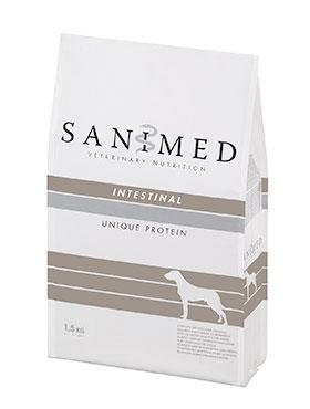 מזון כלבים טיפולי SANIMED אינטסטינל
